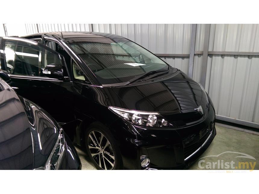 Search 2 Toyota Estima New Cars for Sale in Malaysia  Carlistmy