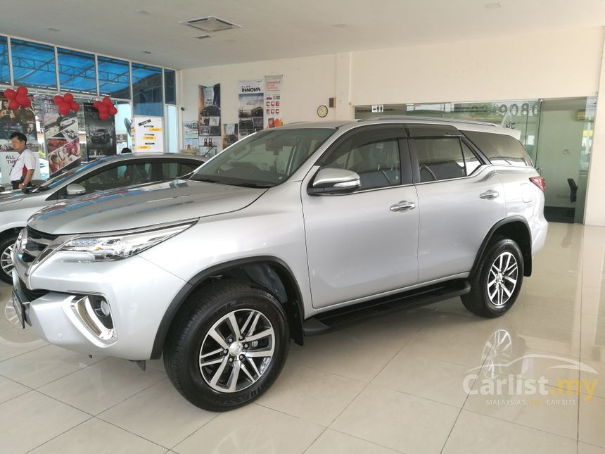 toyota fortuner 2017 srz 2 7 in kuala lumpur automatic suv. Black Bedroom Furniture Sets. Home Design Ideas