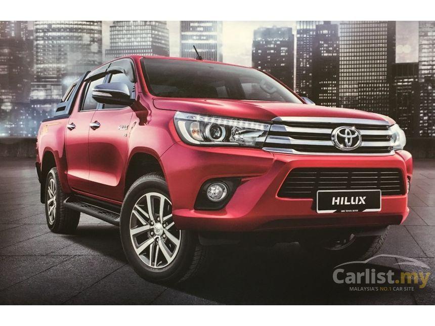 2016 Toyota Hilux G Pickup Truck