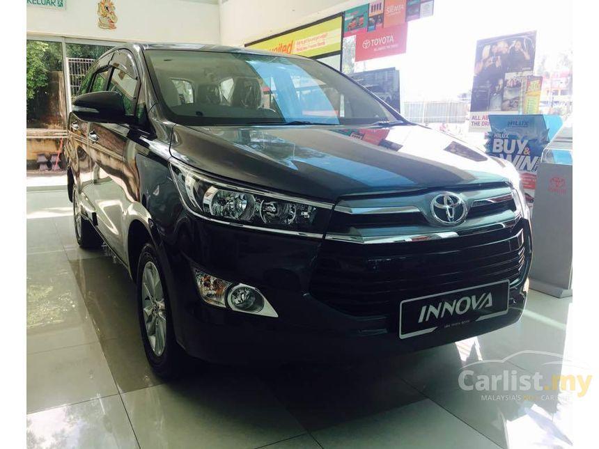 2016 Toyota Innova G MPV