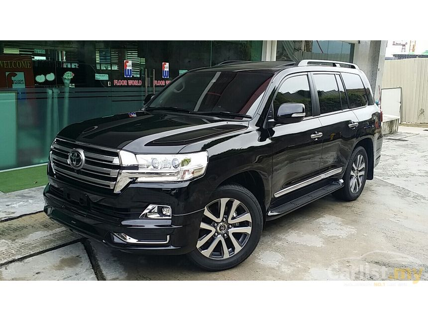 Toyota Land Cruiser 2015 4 7 In Kuala Lumpur Automatic Suv