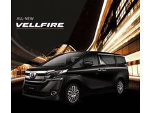 2017 All New Toyota Vellfire 2.5L MPV High Discount Call Now