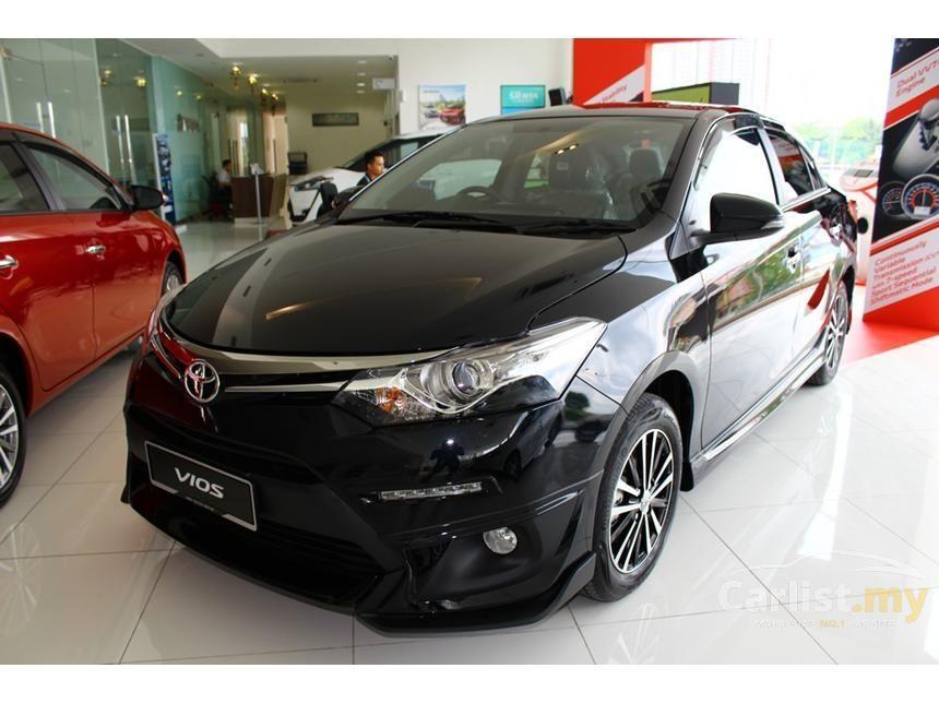 Toyota Vios 2016 Gx 1 5 In Kuala Lumpur Automatic Sedan