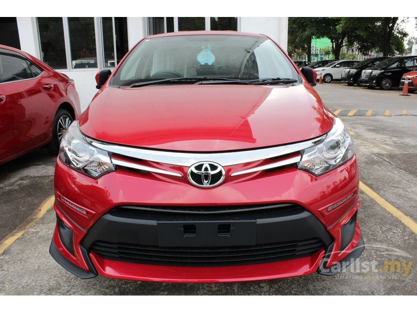 ALL NEW MODEL 2017 TOYOTA VIOS 1.5 (A) New