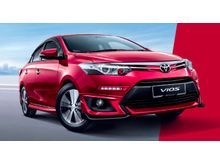 2017 Toyota Vios (REAL RB 6,000)