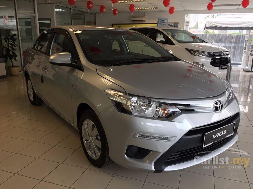Toyota Vios 2017 J 1 5 In Kuala Lumpur Automatic Sedan Red