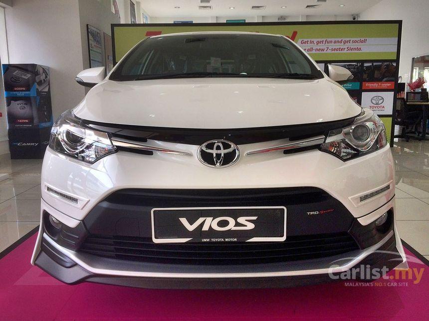 Toyota Vios 2017 Trd Sportivo 1 5 In Kuala Lumpur