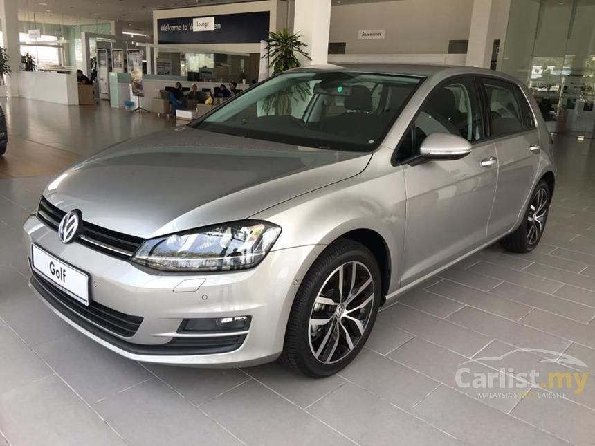 volkswagen golf 2016 tsi highline 1 4 in selangor automatic hatchback grey for rm 156 888. Black Bedroom Furniture Sets. Home Design Ideas