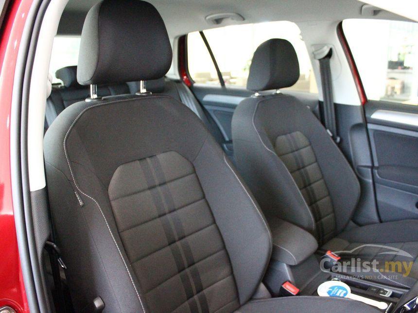 2016 Volkswagen Golf TSI Hatchback