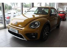 Volkswagen Beetle DUNE 1.4 TSI (A) -- 50 Units Only Whole Malaysia --