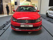 2017 Volkswagen Vento 1.6 Sedan OFFER RM8k + FREE TINT $$ CALL NOW FOR BEST DEAL**