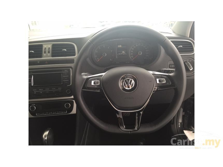 2016 Volkswagen Vento Sedan