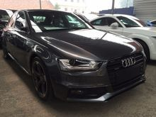 2012 Audi A4 2.0 TFSI S-LINE QUATTRO BLACK EDITION FACELIFT * ON SALES * OFFER * STOCK CLEARANCE *