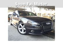 2010 Audi A4 1.8 TFSI (A) S-Line UK-Spec Unregistered Like New Car Condition