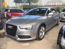 2013 Audi A5 SportBack 2.0 TFSi Quattro Sun Roof Push Start Button MMi 3 Memory Bucket Seats Xenon Neon LED Bluetooth 1 Year Warranty