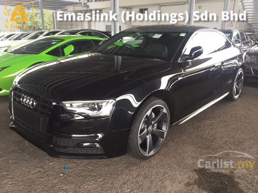 audi a5 2013 tfsi quattro s line 2 0 in kuala lumpur automatic coupe black for rm 193 000. Black Bedroom Furniture Sets. Home Design Ideas