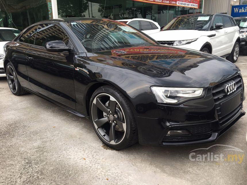 audi a5 2012 tfsi quattro s line 2 0 in kuala lumpur automatic coupe black for rm 179 800. Black Bedroom Furniture Sets. Home Design Ideas