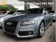 2011 Audi A5 2.0 TFSI S-Line (A) UNREG