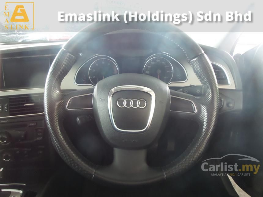 2009 Audi A5 TFSI Coupe