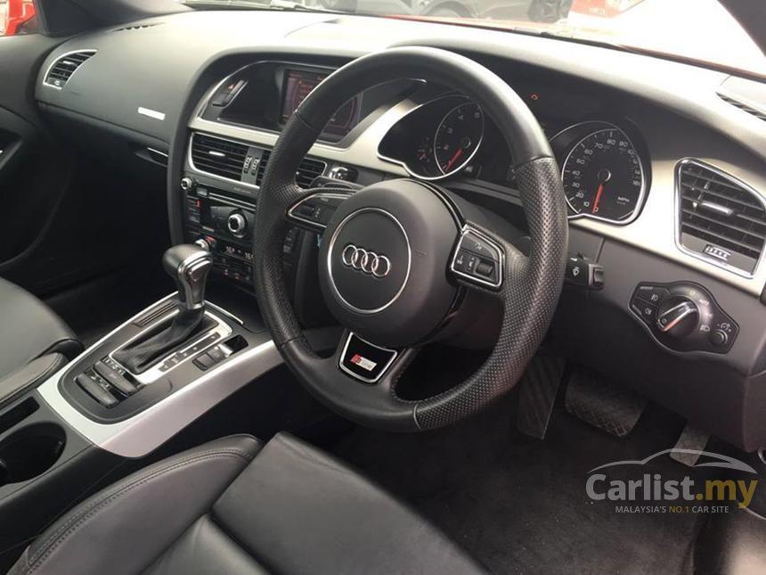2012 Audi A5 TFSI Coupe