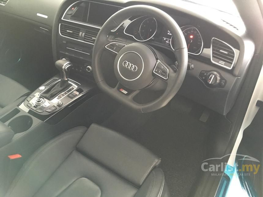 2013 Audi A5 TFSI Coupe