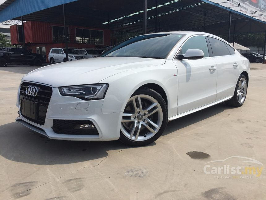 audi a5 2014 tfsi quattro s line 2 0 in selangor automatic. Black Bedroom Furniture Sets. Home Design Ideas