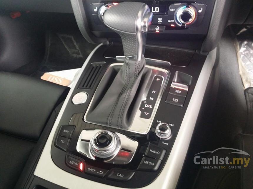 2013 Audi A5 TFSI Hatchback