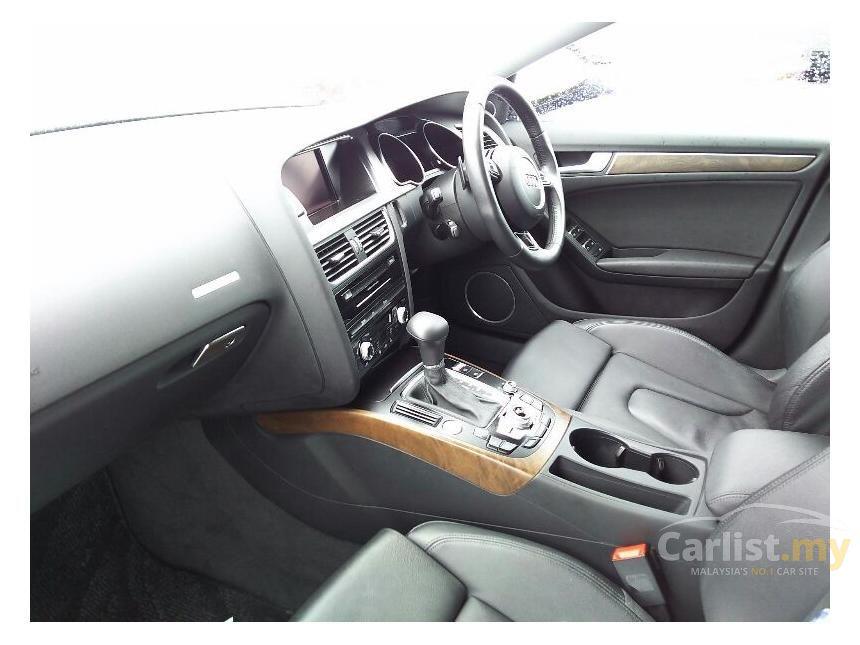 2012 Audi A5 TFSI Quattro Convertible