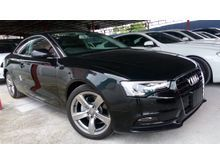 2012 UNREG AUDI A5 2.0 TFSI QUATTRO COUPE ( JAPAN SPEC )