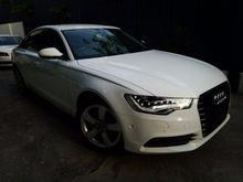 2013 UNREG AUDI A6 2.8 FSI QUATTRO ( SURROUNDING CAMERA , BOSE SOUND SYSTEM , MMI ) JAPAN SPEC