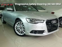 2011 AUDI A6 3.0 QUATTRO S-LINE - SHOWROOM CONDITION - 1 YEAR WARRANTY - CONTACT 0122577393