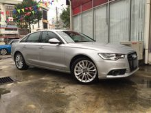 2011 Audi A6 3.0 TFSI QUATTRO 4WD SEDAN JAPAN SPEC UNREG-GST INCLUSIVE-ONE YEAR WARRANTY-STOCK CLEARENCE-CALL or MSG NOW 019-2660099 FOR NEGO