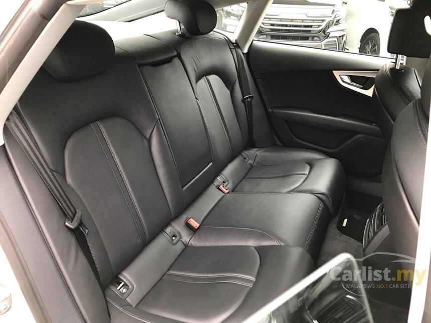 2011 Audi A7 TFSI Hatchback