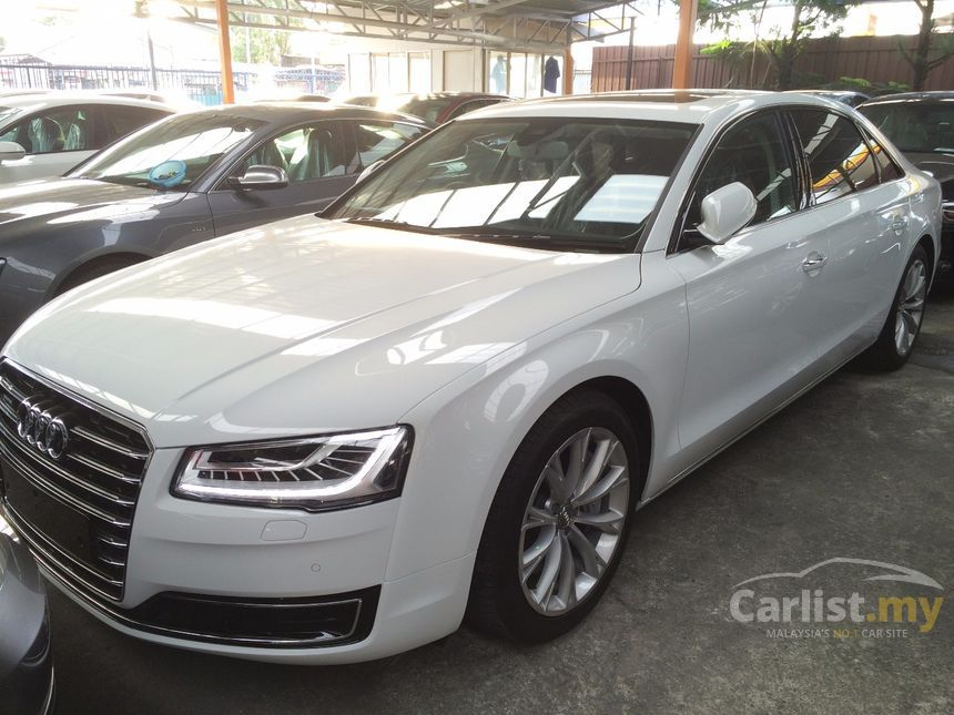 audi a8l 2015 3 0 tfsi 3 0 in kuala lumpur automatic sedan white for rm 488 000 3715756. Black Bedroom Furniture Sets. Home Design Ideas