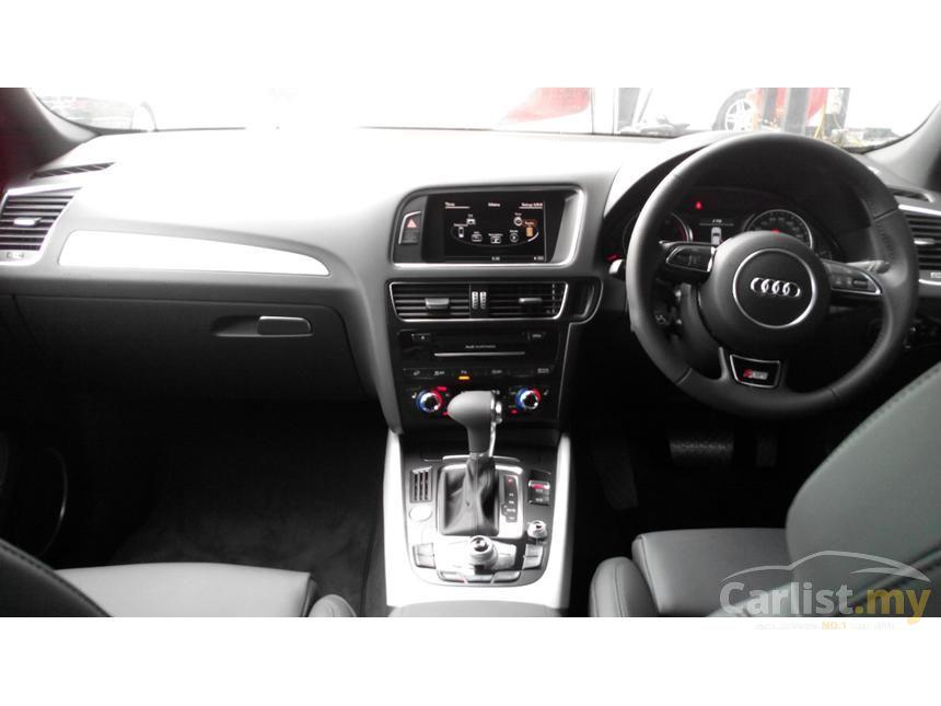Audi Q5 2013 TFSI Quattro 2.0 in Selangor Automatic SUV ...