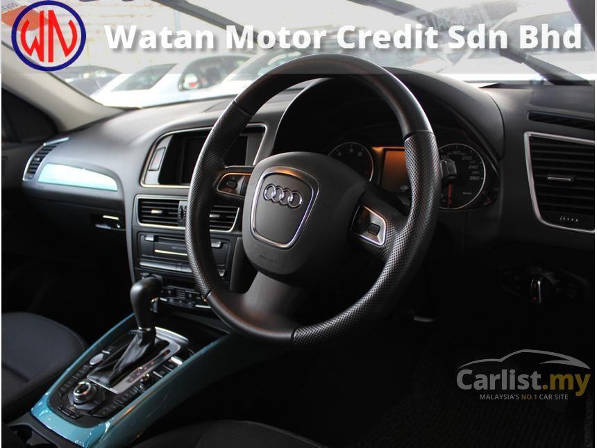 2012 Audi Q5 TFSI SUV