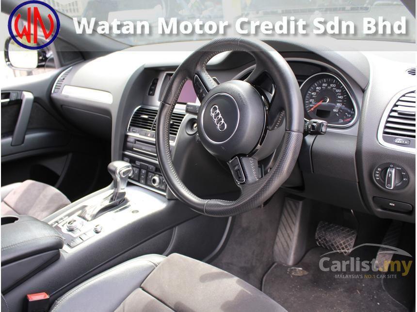 2012 Audi Q7 TDI SUV