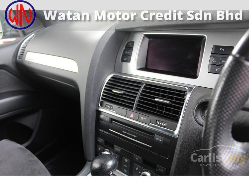 2011 Audi Q7 TDI SUV
