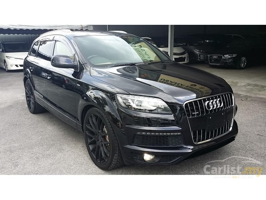 audi q7 2012 tfsi quattro s line 3 0 in kuala lumpur. Black Bedroom Furniture Sets. Home Design Ideas