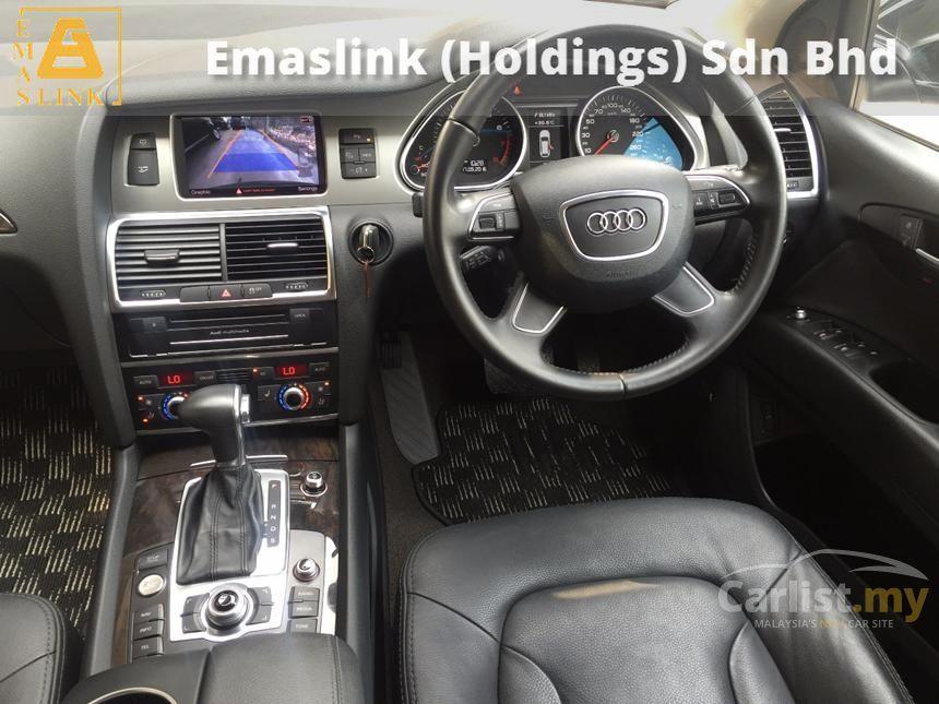 2012 Audi Q7 TFSI Quattro SUV