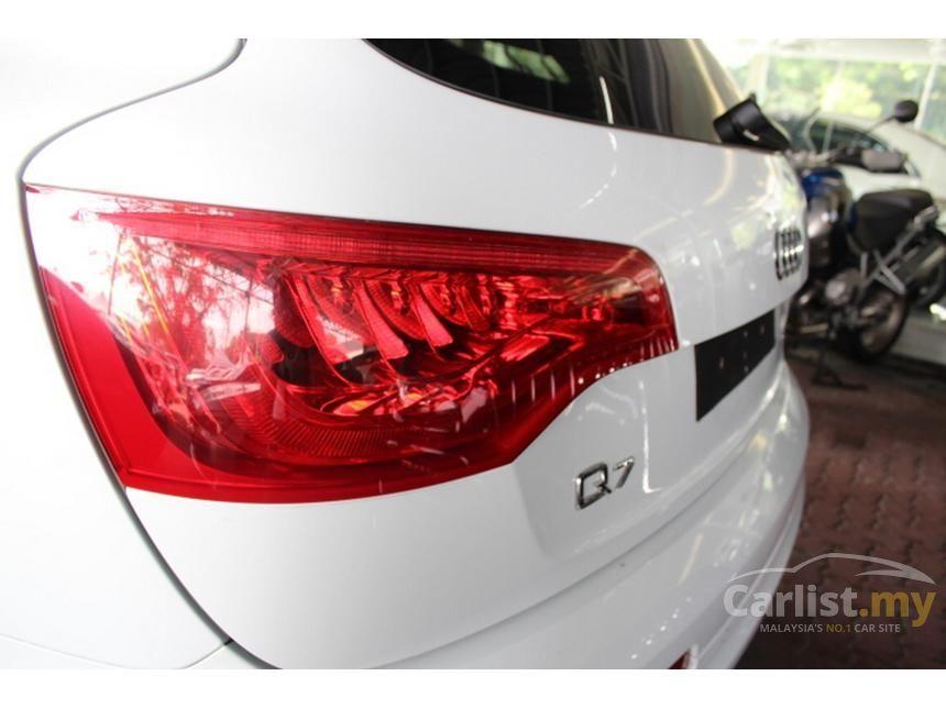 2013 Audi Q7 TFSI SUV