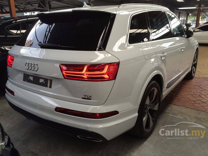 audi q7 2016 tfsi quattro 3 0 in kuala lumpur automatic suv white for rm 490 000 3807195. Black Bedroom Furniture Sets. Home Design Ideas