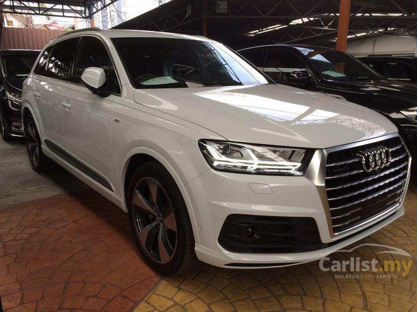 Audi Q7 2016 TFSI Quattro 3.0 in Kuala Lumpur Automatic SUV White for RM 490,000 - 3807195 ...