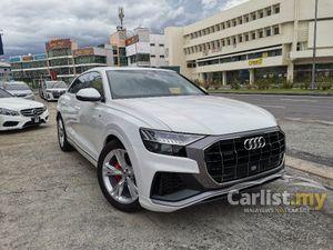 [Q8 TFSi PETROL* Q8 TFSi PETROL] [Genuine Mileage* U.K AUDI Approved Pre Owned] 2019 Audi Q8 55 [PETROL] TFSi S.Line Quattro* RS Cayenne SQ8 Sport