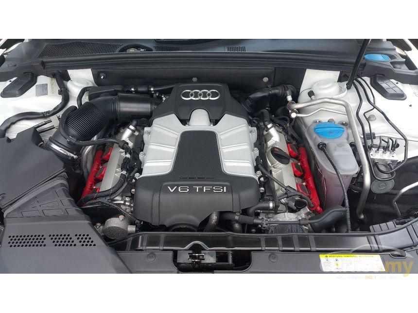 2012 Audi S5 TFSI Coupe