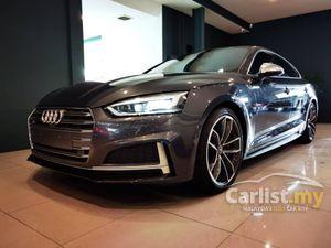2017 Audi S5 3.0 TFSI Quattro Sline READY STOCK UNREG