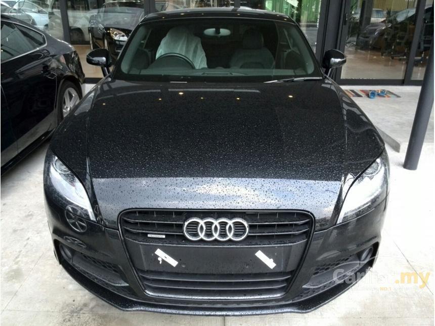 Audi tt quattro price malaysia
