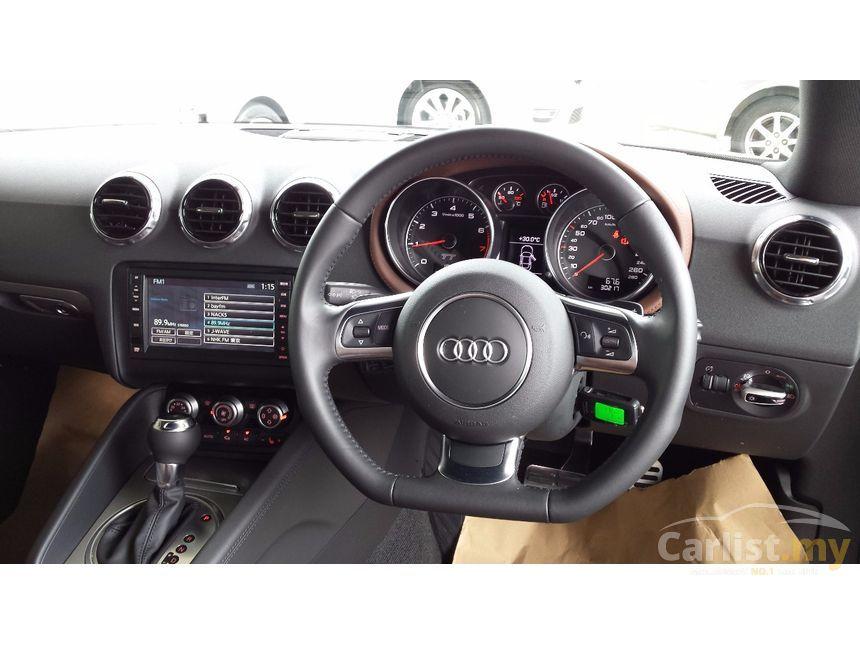 2012 Audi TT TFSI Coupe