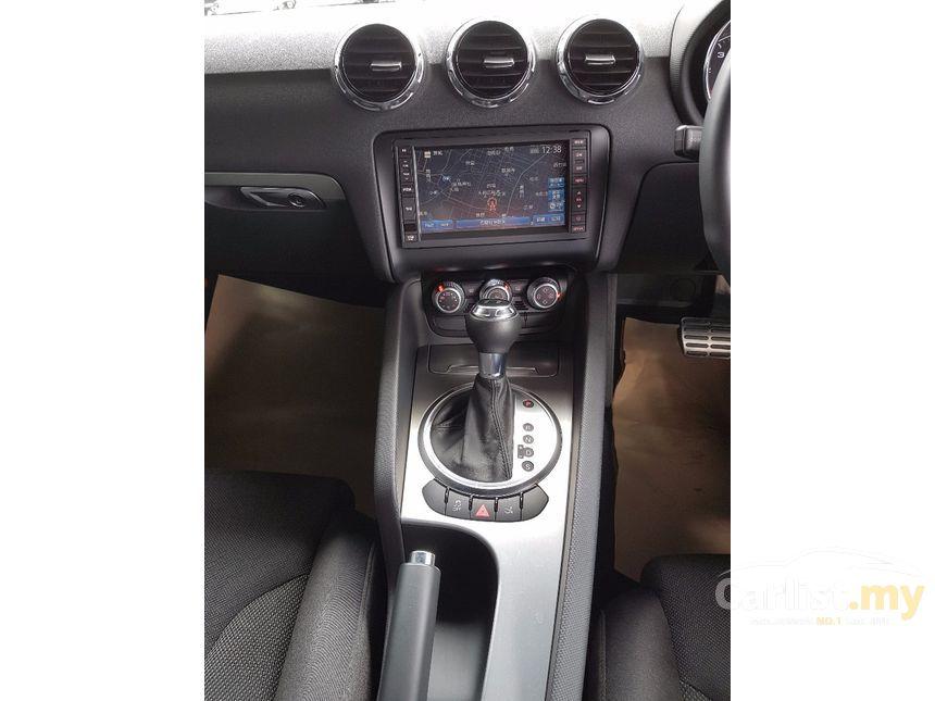 2011 Audi TT TFSI Coupe
