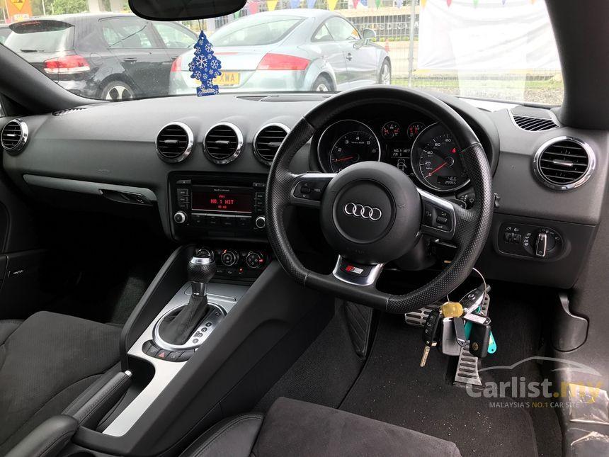 2010 Audi TT TFSI Coupe